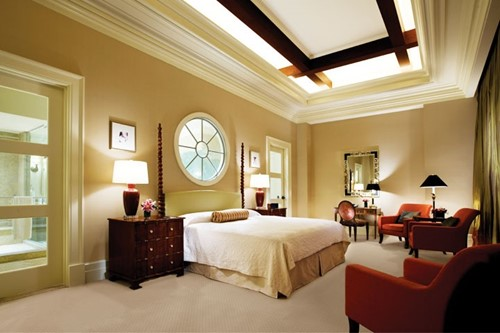 Garden Suite Room At L'Auberge Casino Resort Lake Charles